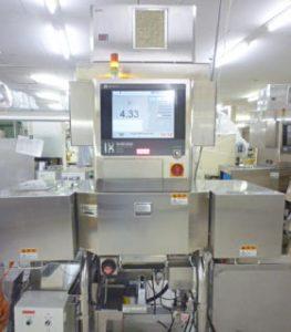 X線検出機