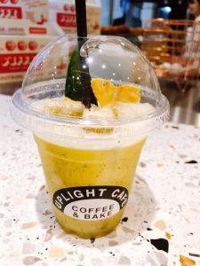 渋谷東口地下UPLIGHT CAFE(アップライトカフェ)のMIXOLOGY JUICE(ミクソロジージュース)