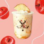 THE ALLEY(ジ アレイ)ホワイトデー限定 幸せの林檎 ~林檎 & ヨーグルト~